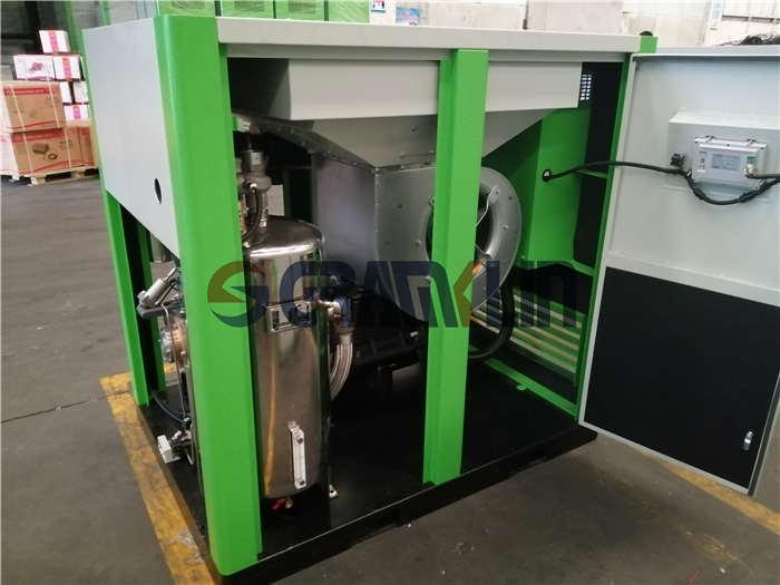 工艺气体空压机可以使用格兰克林水润滑空压机吗-上海格兰克林集团